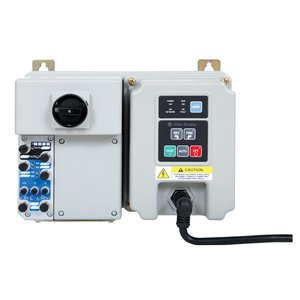 Allen-Bradley 280E-F12Z-10B-CR Motor Controller, 480VAC, 0.5 - 2.5A, 1HP, IP67/NEMA 4 24VDC Coil