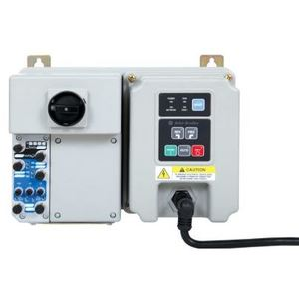 Allen-Bradley 280E-F12Z-10C-CR Motor Controller, 480VAC, 1.1 - 5.5A, 3HP, IP67/NEMA 4 24VDC Coil