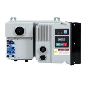 Allen-Bradley 284E-FVD2P3Z-10-CR Motor Controller, w/VFD, 380-480VAC,  2.3A, 0.75kW, 1.0HP, IP67/4