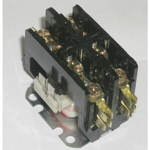 Allen-Bradley 400-DP25ND2 Contactor, Definite Purpose, 25A, 2P, 120VAC Coil, 600VAC Rated