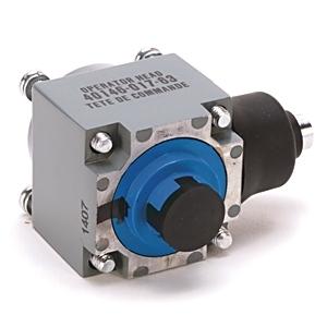 Allen-Bradley 40146-017-63 Switch Head, Limit Switch, Side Push Rod, for 802T