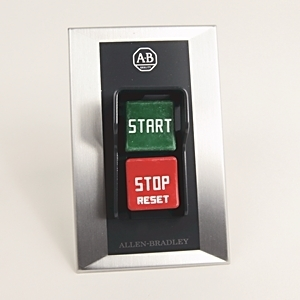 Allen-Bradley 40189-062-51 Switch, Cover, Push Button Assembly for Manual Motor Control
