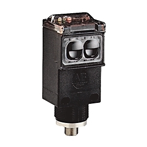 Allen-Bradley 42GRF-9002-QD Sensor, Photoelectric, Large Aperture, Fiber Optic, 70 - 264V AC/DC