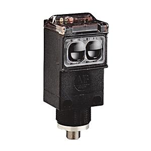 Allen-Bradley 42GRL-9000-QD Sensor, Photoelectric, Transmitted Beam, 10-30VDC, 61m/200'