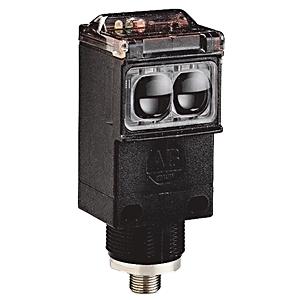 Allen-Bradley 42GRU-9002-QD Sensor, Photoelectric, Retroreflective, 10 - 55VDC, 20 - 40VAC