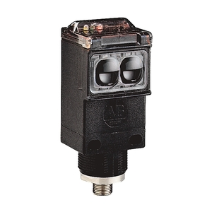 Allen-Bradley 42GRU-9200-QD Sensor, Photoelectric, Polarized Retroreflective, 10 - 30VDC