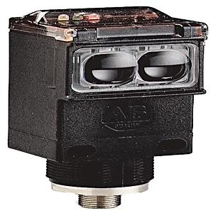 Allen-Bradley 42GTU-9202-QD Sensor, Photoelectric, Polarized Retro-Reflective, 70-264V AC/DC