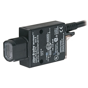 Allen-Bradley 42KL-E1QZB-G3 Sensor, Photoelectric, Transmitted Beam, Light Source, MiniSight