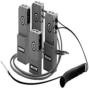 Allen-Bradley 42LRC-5200 Sensor, Photohead, Red Line, Polarized Retroreflective
