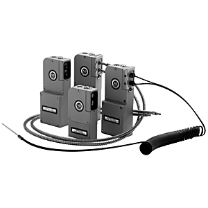 Allen-Bradley 42MRU-5200 Sensor, Phothead, Green Line, Polarized Retroreflective