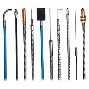 Allen-Bradley 43PR-PIS57ZS Fiber Optic Cable, Plastic, Diffuse, Polyethylene