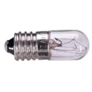 Allen-Bradley 440A-A09055 Miniature Incandescent Lamp, 110VAC, 2.6W, T-3, 1/4 Bulb