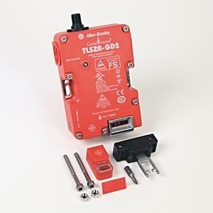 Allen-Bradley 440G-TZS21UPRH Locking Switch, 24V AC/DC, Guard, OSSD Non-Contact, TLS-ZR GD2
