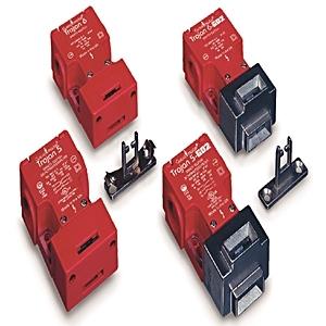 Allen-Bradley 440K-T11129 Safety Switch, Tongue Interlock, No Actuator, Trojan 5, 6 Pin Micro