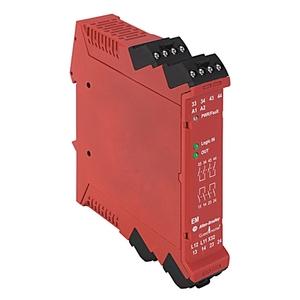 Allen-Bradley 440R-EM4R2 Relay, Expansion Module, 4NO, Immediate Safety Outputs, 24VDC