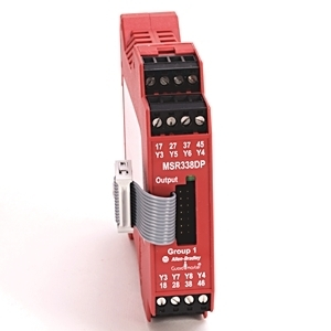 Allen-Bradley 440R-W23226 MSR338P MODULAR