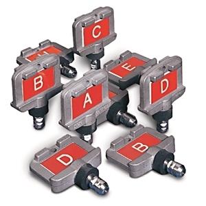 Allen-Bradley 440T-AKEYE10AA Key, Trapped, ProSafe, for Interlocked Switches, Key Code AA