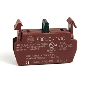 Allen-Bradley 500LG-141C +