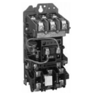 Allen-Bradley 509-BOD Starter, Full Voltage, Size 1, 120VAC Coil, Eutectic Alloy Overload
