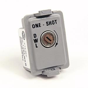 Allen-Bradley 60-1797 Control Module, Plug-In, Motion Detector, Time Delay, Green Line