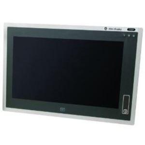 "Allen-Bradley 6181P-17A2MW71DC Computer, Integrated Display, 17"", Aluminum Bezel, 256GB Storage"