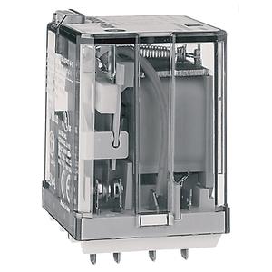 Allen-Bradley 700-HB33Z24-4 Relay, Ice Cube, 11-Blade, 3PDT, 15A, 24VDC, LED Option