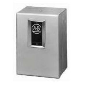 "Allen-Bradley 700-HN120 Enclosure, NEMA 1, for 700-HG Power Relays, 1/2"" & 3/4"" Knockouts"