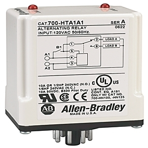 Allen-Bradley 700-HTA3A1-7 RELAY CROSS-WIRED