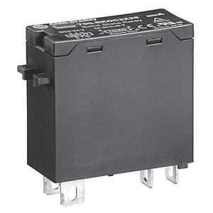 Allen-Bradley 700-SKOZ2Z25 Relay, Slim Line, Phototriac, 5-Blade, 2A, 100-240VAC, 5-24VDC Coil