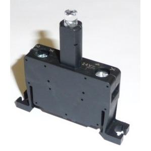 Allen-Bradley 800F-BN3W Lamp Module, LED, 24V AC/DC, Integrated White, Latch Mount