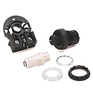 Allen-Bradley 800FP-POT Potentiometer, Operator Only, Series B, Single Turn