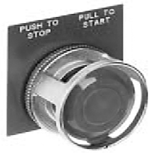 Allen-Bradley 800H-NP40 Protective Ring for Push-Pull Device, NEMA 7/9, 30mm