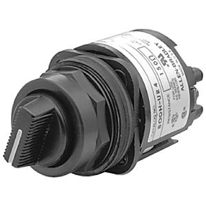 Allen-Bradley 800H-UR24 Potentiometer, 5 Kilo-Ohms, Resistance, 300V AC/DC, NEMA 4/4X/13