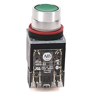 Allen-Bradley 800MR-A2B FLUSH 22MM 800MR