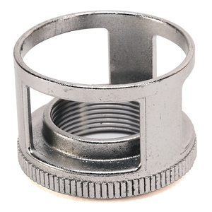 Allen-Bradley 800T-N310 Pushbutton, Protective Guard, Standard Size, Stainless Steel