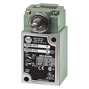 Allen-Bradley 802M-CY8 SWITCH,LIMIT 600V AC