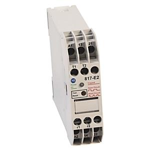 Allen-Bradley 817-E2 Relay, Motor Protection, Monitoring Thermistor, Overtemperature