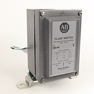 Allen-Bradley 840-A41 SWITCH,AUTOMATIC FLOAT