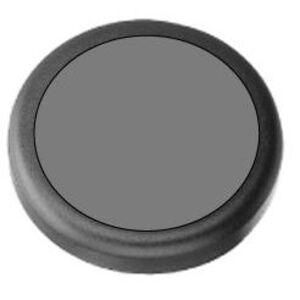 Allen-Bradley 855E-ABCAP Black Cap for 855E Series Tower Stack Lights, 50 mm