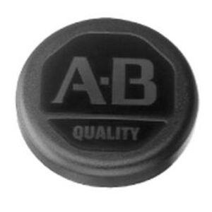 Allen-Bradley 855T-ABCAP Black Cap for 855T Series Stack Lights, Legend: A-B Quality