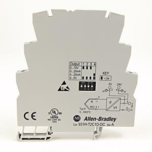 Allen-Bradley 931H-T2C1D-DC THERMOCOUPLE TYPE