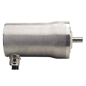 Allen-Bradley MPS-B4540F-MJ52DA Servo Motor, Stainless Steel 130mm Frame, 3000 RPM, 460V
