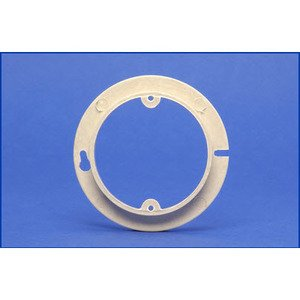 "Allied Moulded 9348 Round Plaster Ring, Reduces Diameter 4 to 3"", Depth: 5/8"""