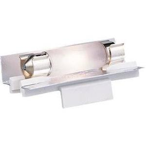 Ambiance Lighting 9830-15 In-Line Lampholder, White