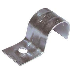 "American Fittings Corp CSE751 Rigid Conduit Strap, 1-Hole, 3/4"", Steel"