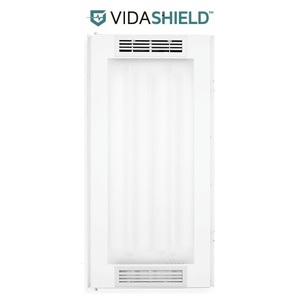 American Green Technology VS01-D-UNV-F VIDASHIELD Prismatic Lens Fluorescent Fixture, UV-C Air Treatment System
