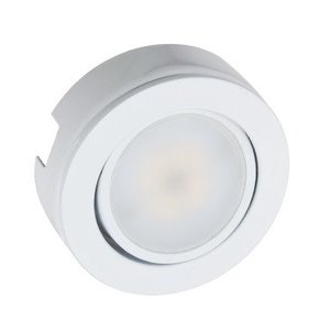 American Lighting MVP-1-WH-B 120V MVP Puck, White