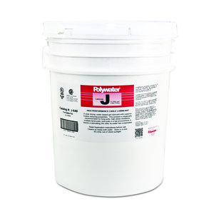 American Polywater J-640 Lubricant J Cable Pulling Lubricant, Water Based Gel - 5 Gallon Pail