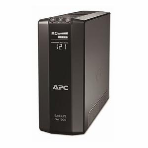 American Power Conversion BR1000G Uninterruptible Power Supply, 1000VA, 600W, 120VAC