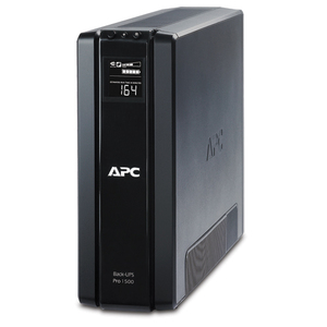American Power Conversion BR1500G Uninterruptible Power Supply, 1500VA, 865W